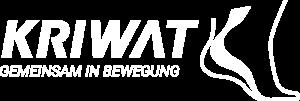 Web Logo Kriwat weiß