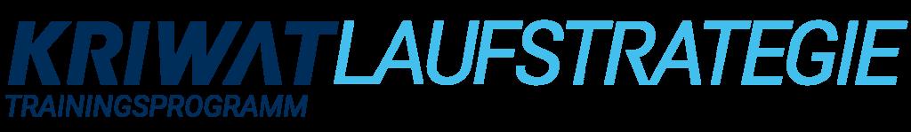 website Logo Kriwat Laufstrategie